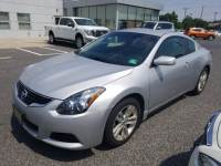 Pre-Owned 2012 Nissan Altima 2.5 S FWD 2D Coupe