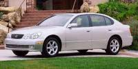 Pre Owned 2001 Lexus GS 300 4dr Sdn