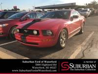 Used 2009 Ford Mustang V6 Premium Coupe V-6 cyl in Waterford, MI