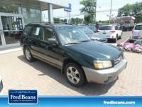 Used 2004 Subaru Forester (Natl) XS For Sale in Doylestown PA   Serving Jenkintown, Sellersville & Feasterville   JF1SG65634H746296