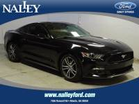 Certified 2017 Ford Mustang EcoBoost Coupe 4 in Atlanta GA