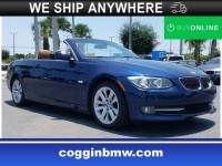 Pre-Owned 2012 BMW 328i Convertible in Jacksonville FL