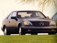 1994 Mercedes-Benz 600 Series S 600
