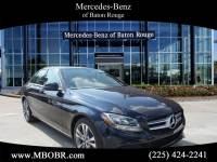 Certified Pre-Owned 2018 Mercedes-Benz C 300 SEDAN