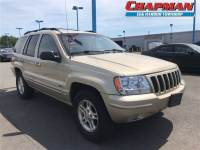 2000 Jeep Grand Cherokee Limited SUV V-8 cyl