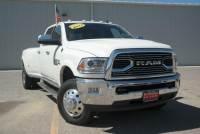 2017 Ram 3500 Laramie Longhorn Truck Crew Cab I-6 cyl