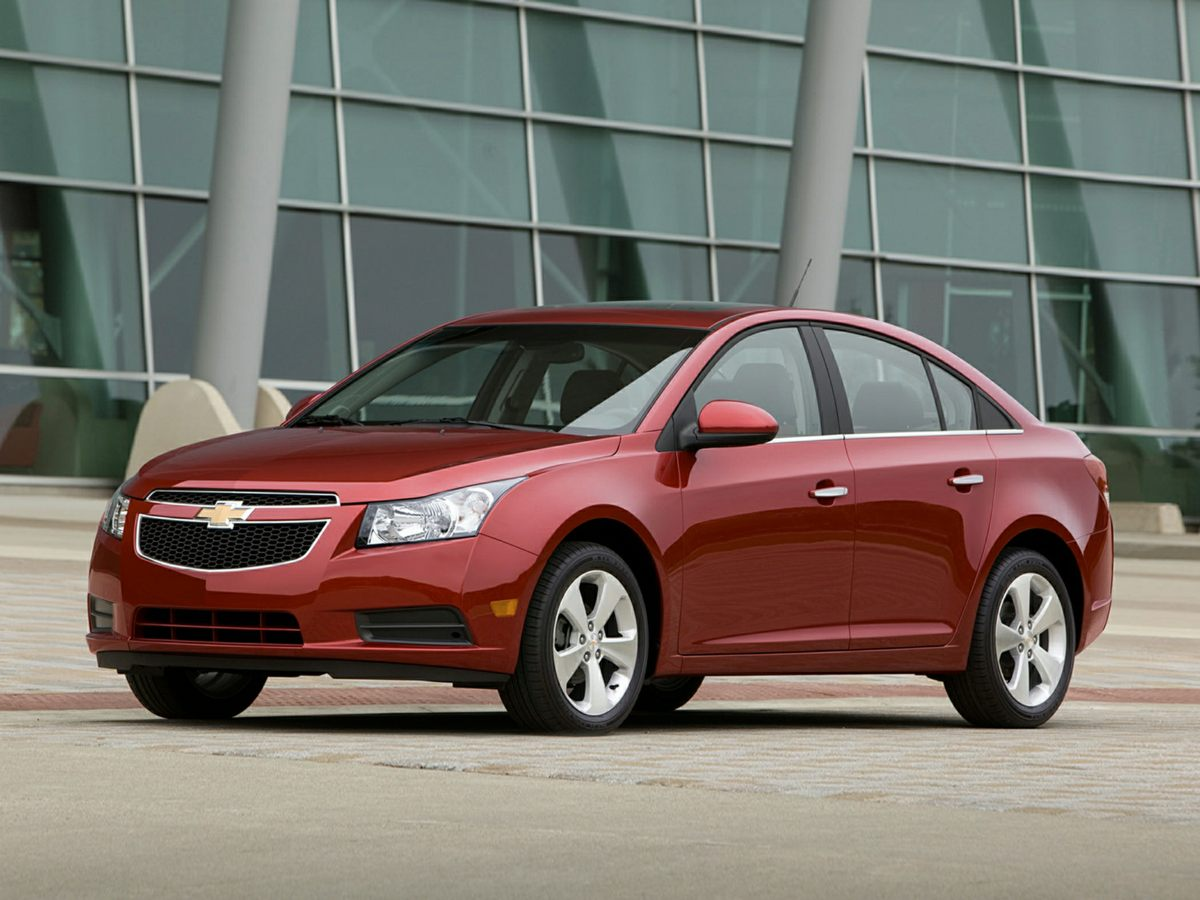 Photo Used 2011 Chevrolet Cruze 1LT For Sale  Wilmington NC