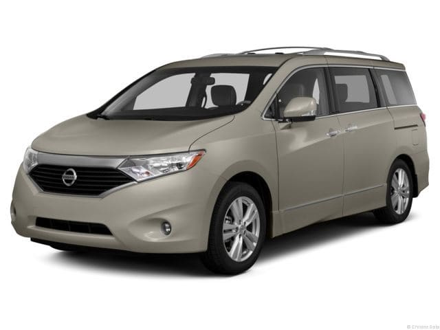 Photo Pre-Owned 2013 Nissan Quest SV Van Front-wheel Drive in Jacksonville FL