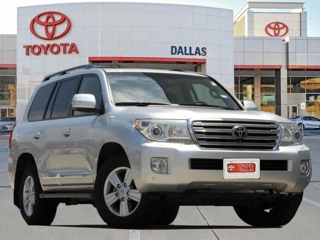 Photo 2014 Toyota Land Cruiser Base SUV 4x4 For Sale Serving Dallas Area