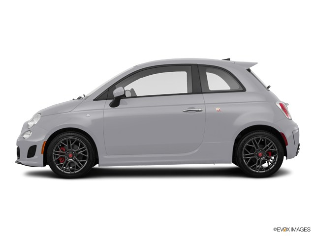 Photo Pre-Owned 2017 FIAT 500 Abarth Hatchback in Oakland, CA