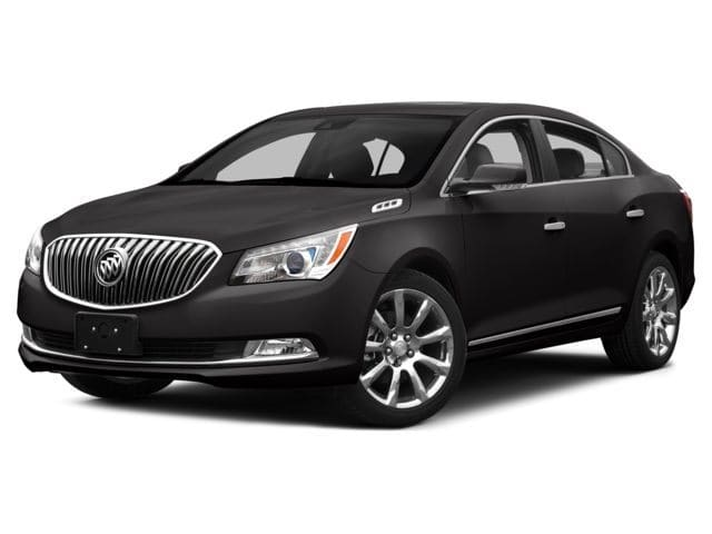 Photo 2015 Certified Used Buick LaCrosse Sedan Leather Carbon Black For Sale Manchester NH  Nashua  StockPA5957