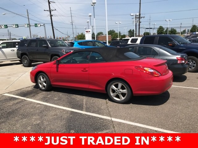 Photo 2006 Toyota Camry Solara SE Convertible