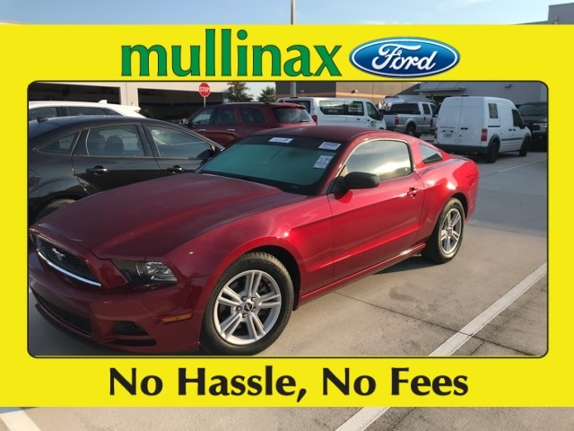 Photo Used 2014 Ford Mustang V6 W Tech Package, Sync, Power Driver Seat Coupe V-6 cyl in Kissimmee, FL