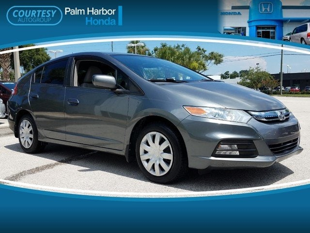 Photo Pre-Owned 2012 Honda Insight Base Hatchback in Tampa FL