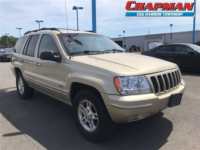 Photo 2000 Jeep Grand Cherokee Limited SUV V-8 cyl