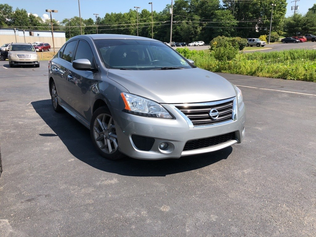 Photo 2014 Nissan Sentra SR Sedan in Stroudsburg  Serving Newton NJ