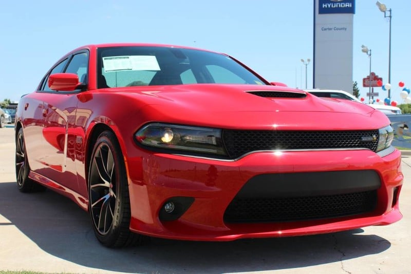 Photo Used 2018 Dodge Charger RT ScatPack MUST SEE AMAZING CONDITION AND LOADED in Ardmore, OK