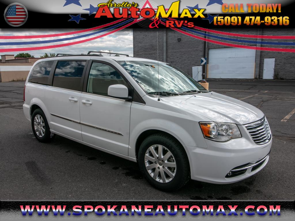 Photo 2016 Chrysler Town  Country Touring Front Wheel Drive 3.6L V6