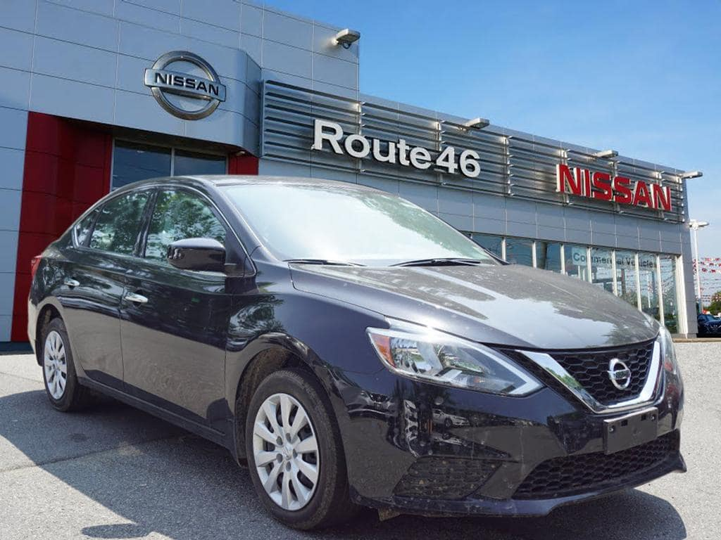 Photo Used 2017 Nissan Sentra S Sedan for sale in Totowa NJ
