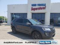 Certified Pre-Owned 2017 Ford Explorer XLT FWD 4D Sport Utility