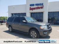 Certified Pre-Owned 2017 Ford Expedition EL XLT RWD 4D Sport Utility