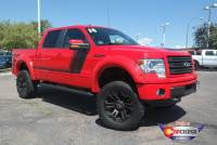 Pre-Owned 2014 Ford F-150 FX4 Four Wheel Drive Crew Cab Pickup