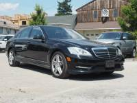 Pre-Owned 2013 Mercedes-Benz S-Class S 550 4MATIC® AWD