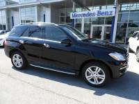 Pre-Owned 2015 Mercedes-Benz ML350 4MATIC® SUV M-Class