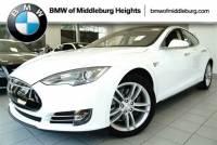 2014 Tesla Model S Performance Sedan