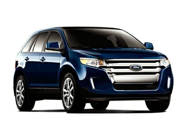 Photo 2014 Ford Edge SEL SUV All-wheel Drive For Sale  Jackson, MI