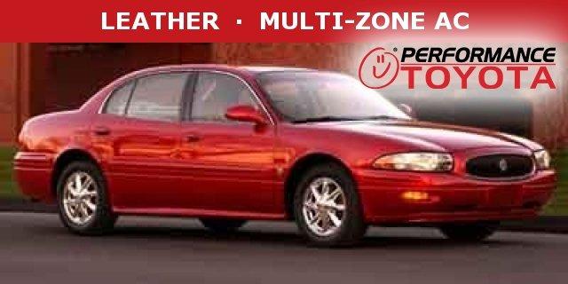 Photo 2003 Buick LeSabre Limited Sedan
