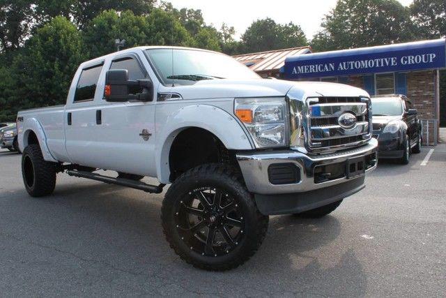 Photo 2012 Ford Super Duty F-250 SRW XLT