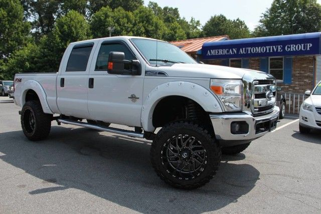 Photo 2013 Ford Super Duty F-250 SRW XLT