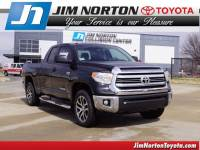 Used 2017 Toyota Tundra 4WD SR5 Double Cab 6.5' Bed 5.7L FFV