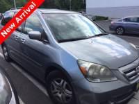 2007 Honda Odyssey 5dr EX-L w/RES and Navi Minivan