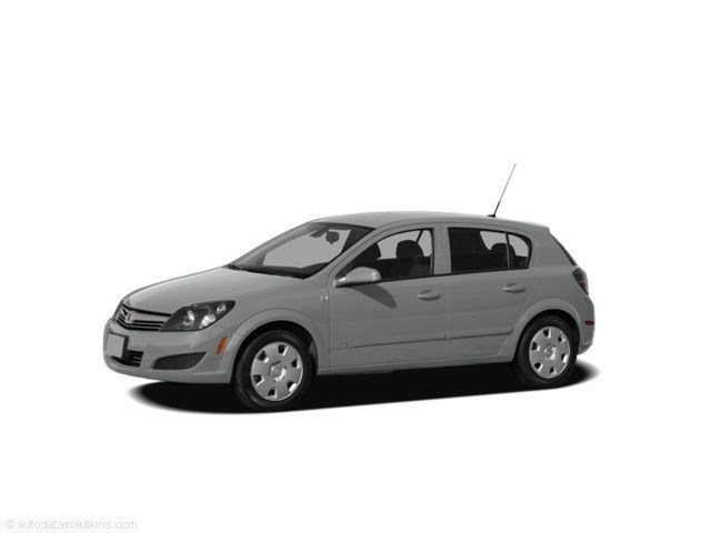 Photo Home of the 500 Price Beat Guarantee 2008 Saturn Astra XR Hatchback