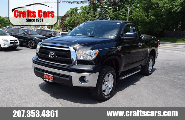 Photo 2011 Toyota Tundra 5.7L V8 - Reg Cab - Short Bed Truck Regular Cab