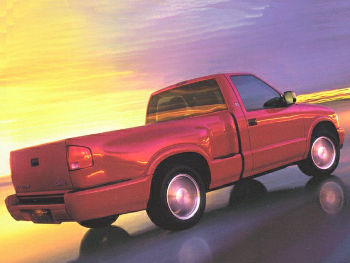Photo Used 2002 GMC Sonoma SLS For Sale  Sandy UT
