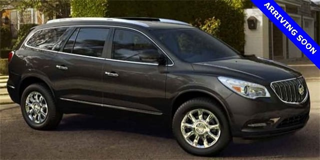 Photo Used 2015 Buick Enclave Leather Group in Cincinnati, OH