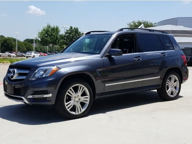 Photo 2015 Mercedes-Benz GLK-Class GLK 350 Sport Utility
