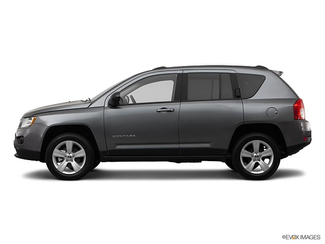 Photo Used 2012 Jeep Compass Latitude SUV CVT Front-wheel Drive in Chicago, IL