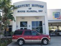 2007 Ford Expedition Eddie Bauer Nav GPS Sunroof CD Heated Cooled Leather