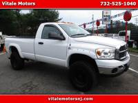 2007 Dodge Ram 2500 MANUAL TRANS. DIESEL 2500 LONG BED