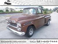 1959 Chevrolet Apache 10