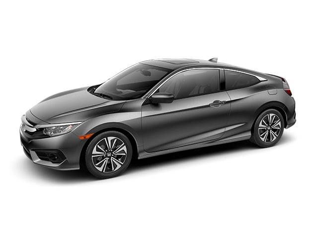 Photo Used 2017 Honda Civic Coupe EX-T CVT for Sale in Temecula