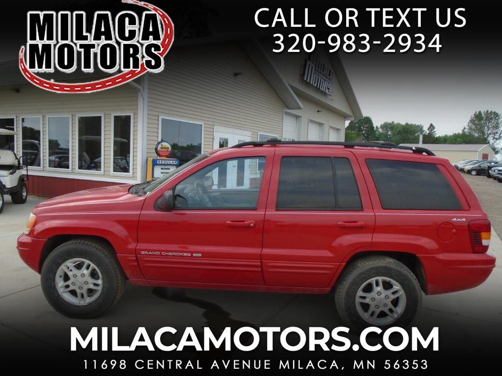 Photo 1999 Jeep Grand Cherokee Limited 4WD