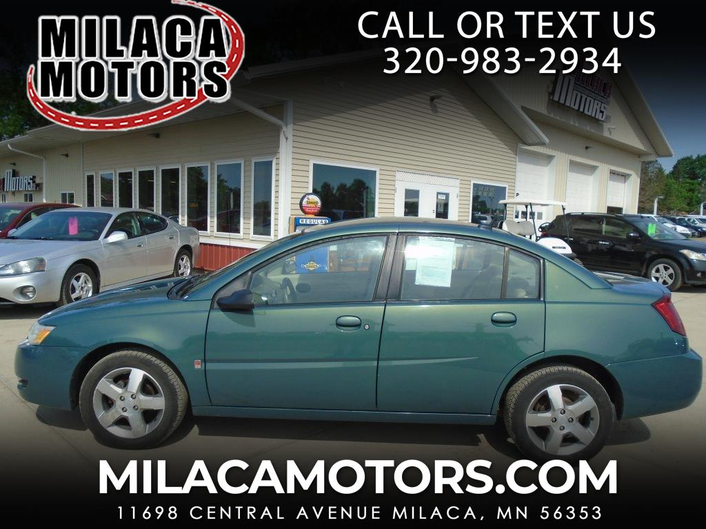Photo 2006 Saturn ION ION 3 4dr Sdn Auto