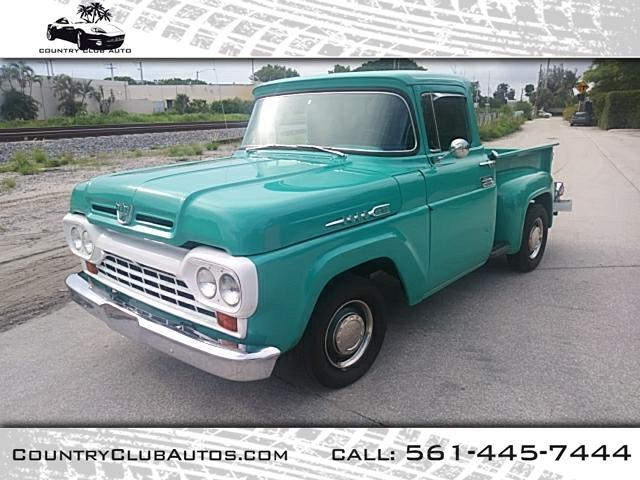Photo 1960 Ford F-100