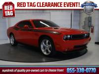 Pre-Owned 2010 Dodge Challenger R/T Coupe Rear-wheel Drive Fort Wayne, IN