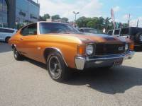 1972 Chevrolet Chevelle SS 454 SS Coupe